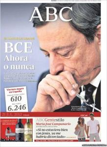 portada abc julio 2012