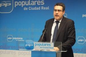 Rodríguez, en rueda de prensa- 110114