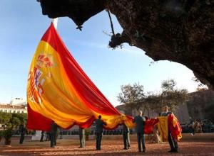 izado bandera