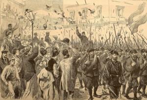 levantamiento sitio Bilbao